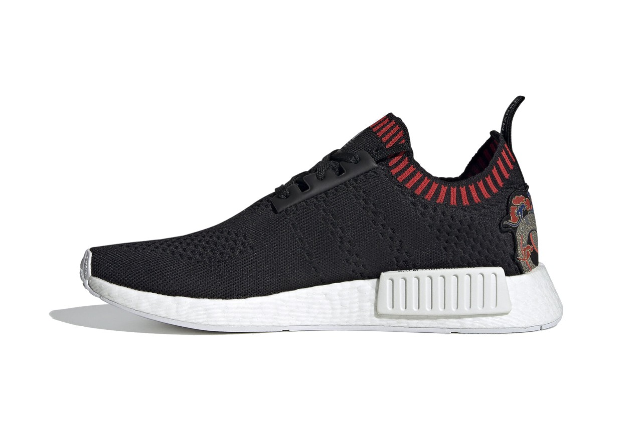 adidas Gives the NMD R1 PK a Chinese Dragon Touch - This is Hype!